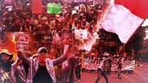 Besok, Mahasiswa Kembali Demo ke Istana Tuntut Perppu KPK
