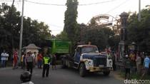 Bus Rombongan Siswa SD Asal Sragen Kecelakaan di Boyolali