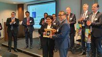 Ketum INSA Bicara Infrastruktur Transportasi RI ke Pebisnis Belanda