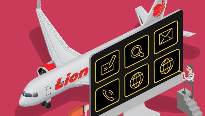 Foto: Lion Air Mau IPO (Tim Infografis: Luthfy Syahban)