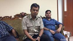 Anggota F-Gerindra DPRD Sumut yang Dipukul Polisi Tak Masuk Kerja