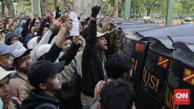 Demonstrasi Pelajar Dijamin UU, Disertai Kekerasan Aparat