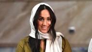 Cantiknya Meghan Markle Berkerudung Saat Berkunjung ke Masjid di Afrika