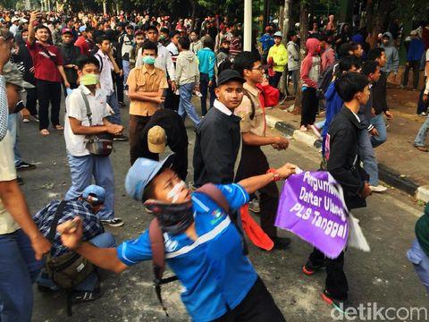 Massa Pelajar Diimbau Tak Buat Rusuh di Aksi Demo
