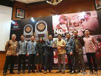 Pemberian Penghargaan J.D. Power untuk Mitsubishi.