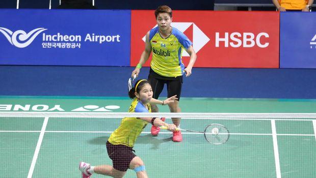 Greysia/Apriyani jadi salah satu harapan meraih emas dari final perorangan badminton.