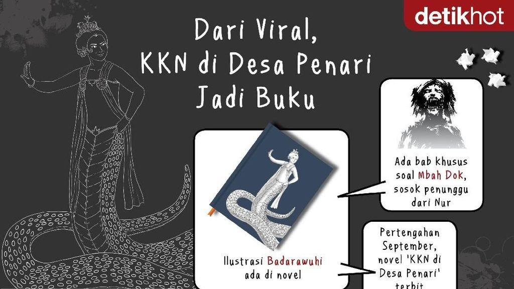 Dari Viral, KKN di Desa Penari Jadi Buku