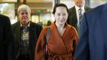 China Desak Kanada Bebaskan Bos Huawei