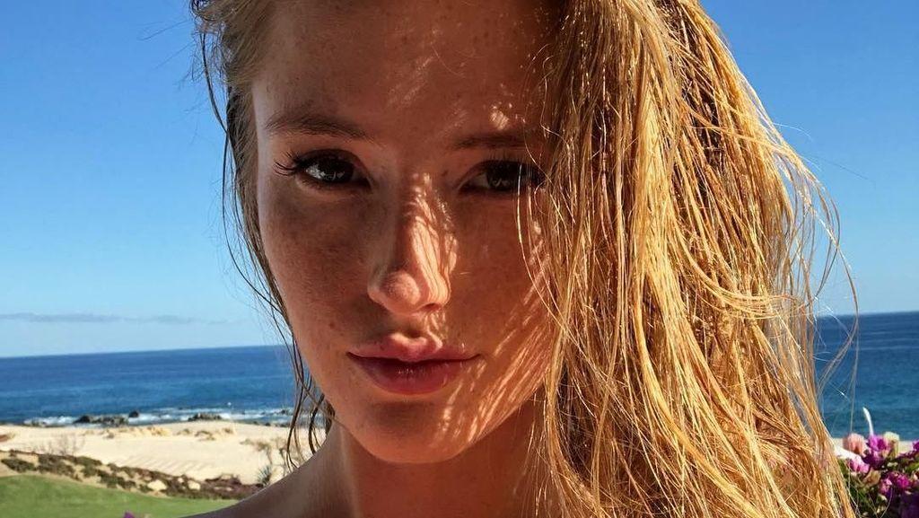 Potret Model Annika Backes, Istri DJ Tiesto yang Lebih Muda 27 Tahun