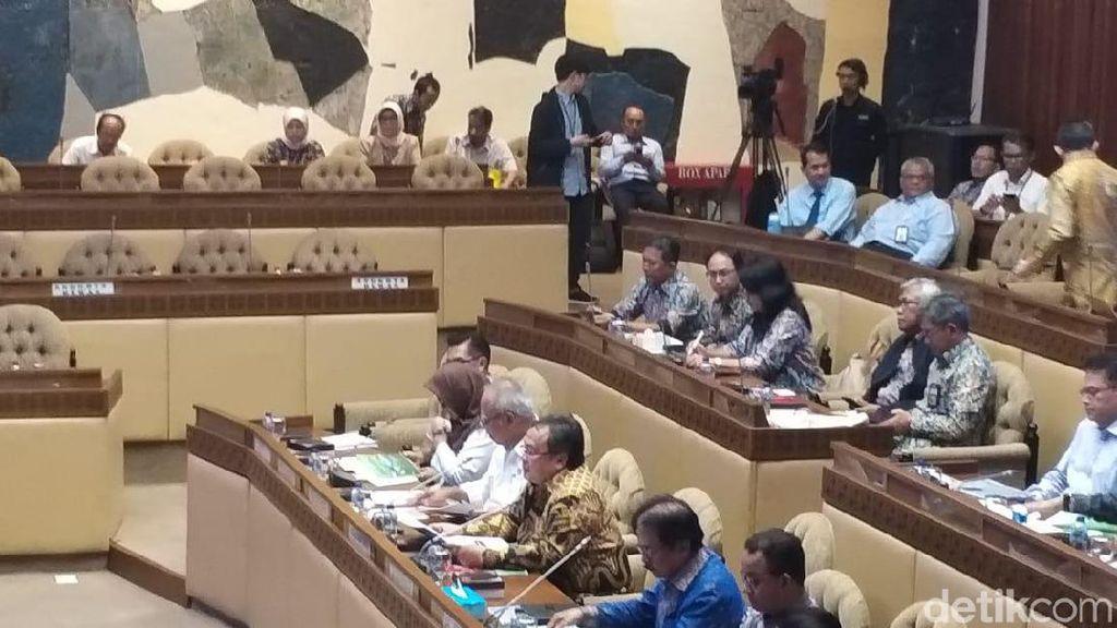 Anies Hadir di Rapat DPR soal Pindah Ibu Kota