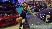 Yang Cantik dan Seksi di Kontes IAM Bandung