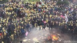 Timeline Gelombang Demo Besar-besaran di Berbagai Kota 2 Pekan Terakhir
