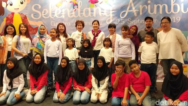 Digelar November, Veronica Tan Gelar Operet 'Aku Anak Rusun 2'