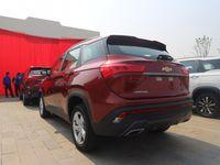 Chevrolet Captiva buatan Wuling Indonesia diekspor ke luar negeri.