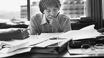 Tampang Kusut Bill Gates Muda yang Hobi Kerja Gila-gilaan