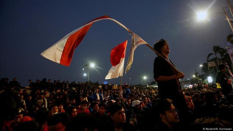 Kata Mahasiswa Indonesia di Jerman Soal Aksi Demo Tolak RKUHP