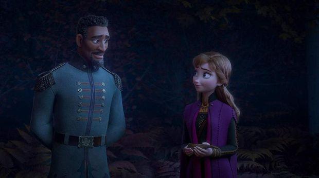 Ada Karakter Baru di 'Frozen 2', Siapa Dia?