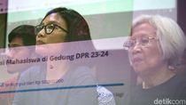 LBH Jakarta Angkat Suara Soal Demo Mahasiswa di DPR