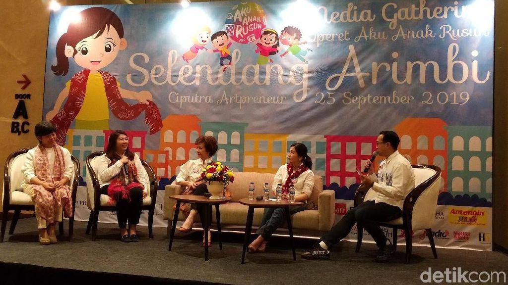 Semangat Ratusan Anak Rusun Bakal Curi Perhatian Publik Jakarta