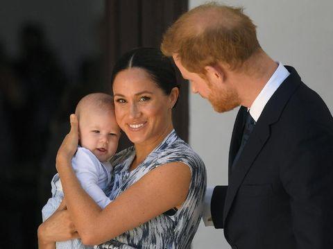 Anak Meghan Markle dan Pangeran Harry, Archie.