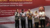 Tekan Kemiskinan, 92% Anggaran Kemensos untuk Bansos Tahun 2020