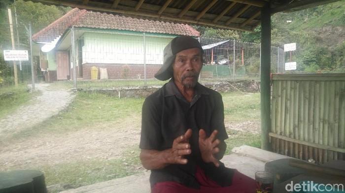 Kakek Sumodiharjo (Arbi Anugrah/detikcom)