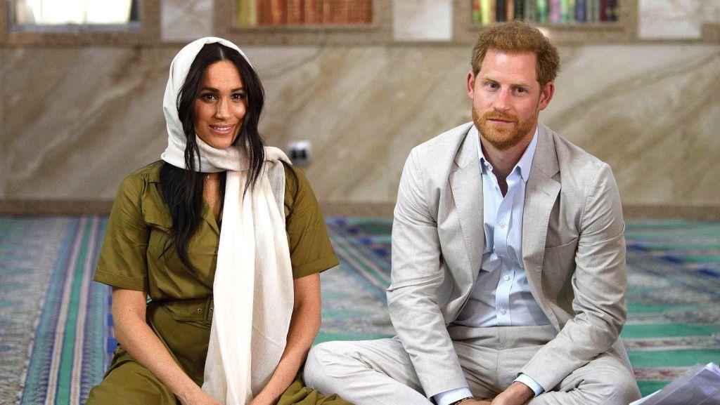 Ratu Kecewa Pangeran Harry dan Meghan Markle Tak Natalan Bersamanya