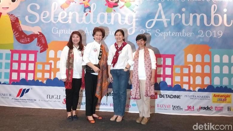 Foto: Operet Anak Rusun (Agnes/detikcom)