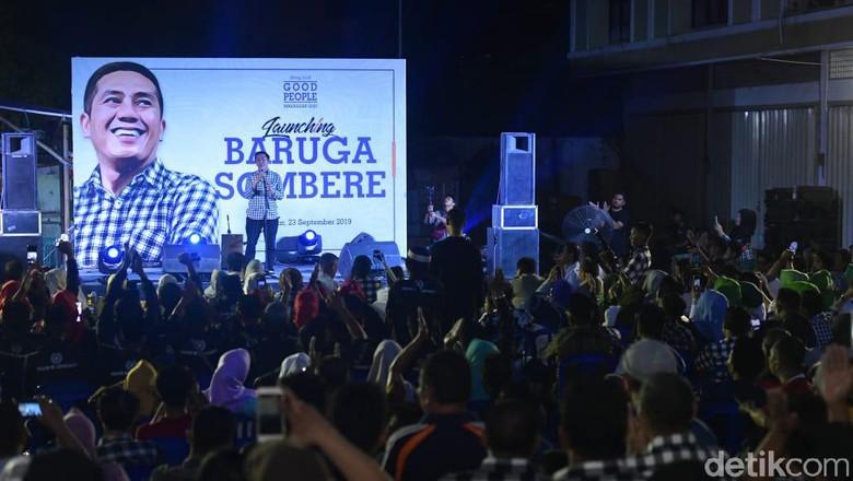Deng Ical Minta Restu JK Maju Pilwalkot Makassar, Diminta Kerja Maksimal