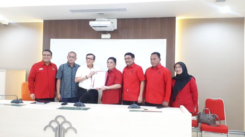 PDIP Daftarkan Kepengurusan Baru Hasil Kongres Bali ke Kemenkum HAM