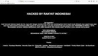 Situs KPAI Diretas: Hacktivism Mendemo DPR Cara Digital