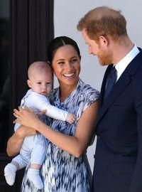 Gaya Anak Pangeran Harry Bikin Pembuat Topi Ini Kebanjiran Order