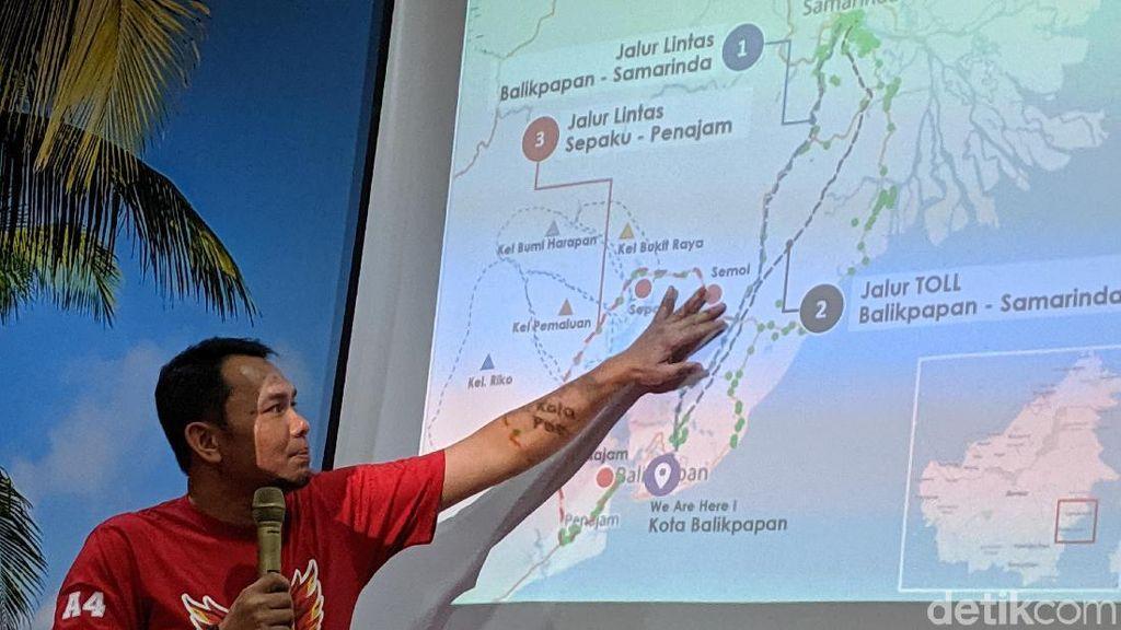 Ambisi Telkomsel Boyong 5G di Ibu Kota Negara Baru