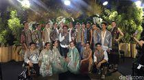 Fashion Show Dibayangi Aksi Demo, Denny Wirawan Tak Bisa Tidur