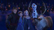 Frozen II tentang Setelah Damai di Arendelle