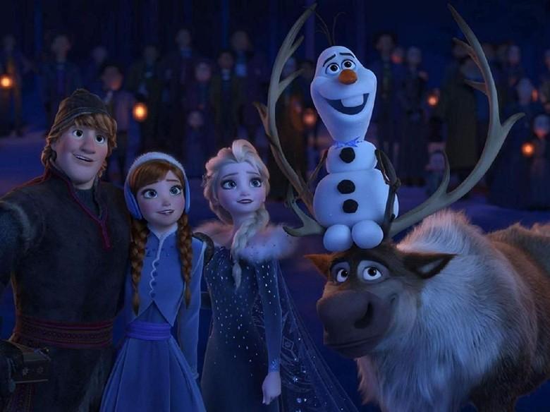 Frozen II isi nominasi Oscar 2020. Foto: imdb.