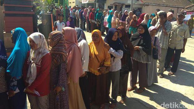 Hari Ini 462 Calon Adu Nasib pada Pilkades Serentak di Wonogiri