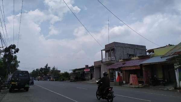 Kabut Asap Mulai Menipis Usai Banda Aceh Diguyur Hujan
