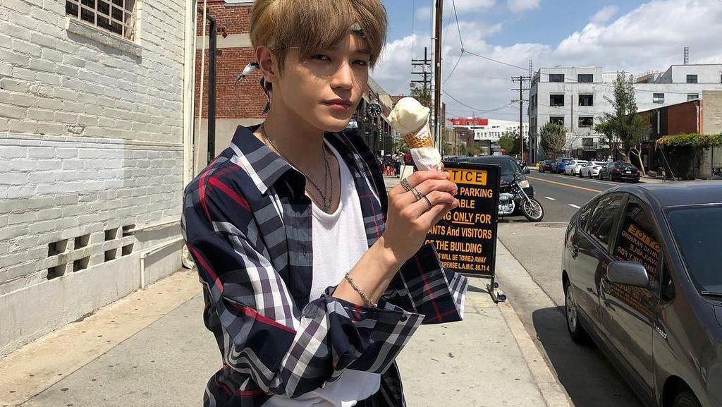 Kulineran Taeyong hingga Universitas Beri Mahasiswa Makan Gratis