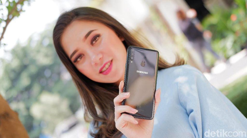 Samsung Masih Raja Ponsel Dunia