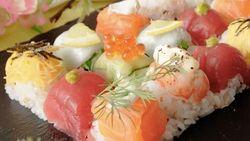 Resep Sushi : Sushi Kubus