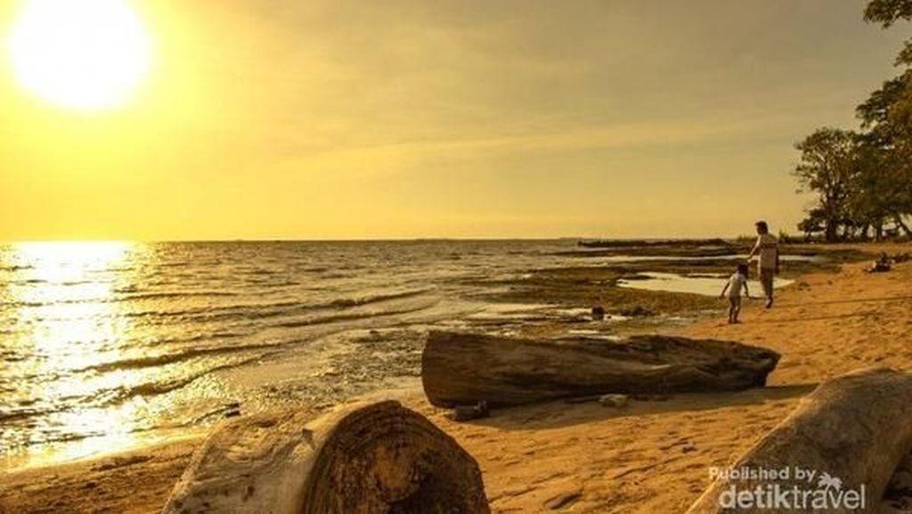 Tak Terbantahkan Bila Pantai di Maros Memang Indah