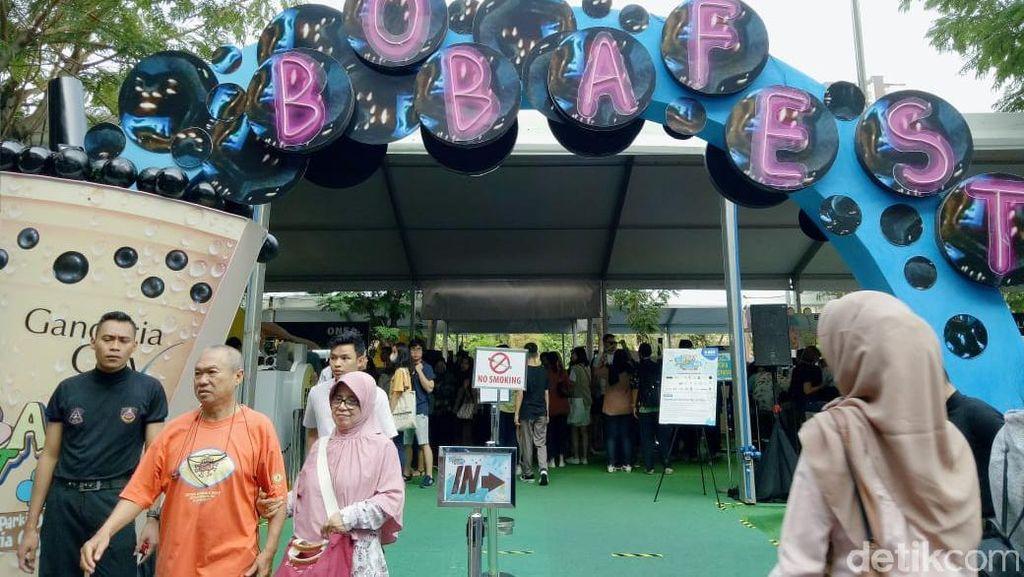 Nge-boba Sampai Puas di Boba Fest Gandaria City