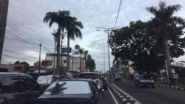 Kabut Asap di Medan Sudah Hilang