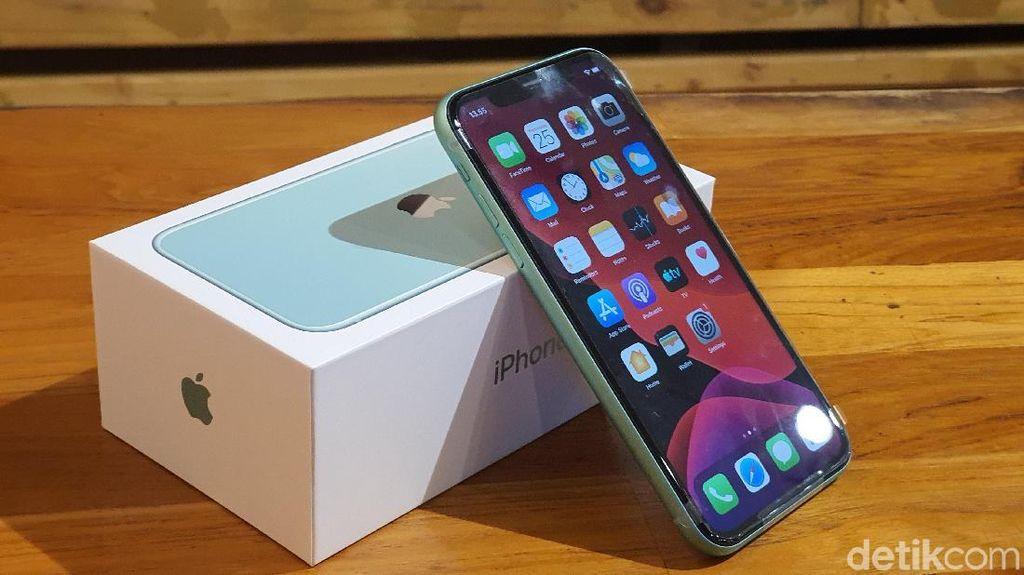 iPhone Terancam Dilarang Berjualan di Rusia