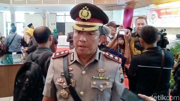 Kapolres Purworejo, AKBP Indra Kurniawan Mangunsong.