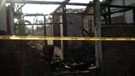 Rumah Warga Dilahap Api di Tegal, Seorang Kakek Tewas Terbakar