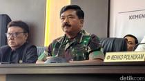 Panglima TNI Rombak Anggaran, Hampir Rp 200 M untuk Tangani Corona