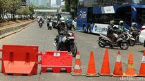 Rute Aman Berkendara Menghindari Aksi Demo