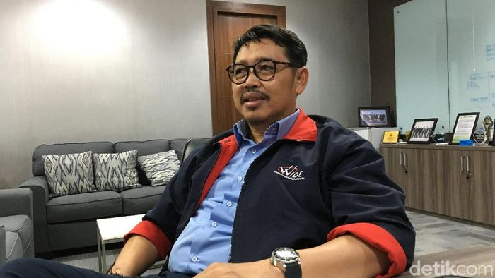 Direktur Keuangan Waskita Karya Haris Gunawan